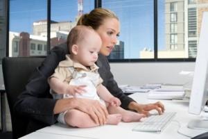 Как найти работу после декрета