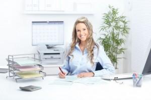 Профессия секретарь