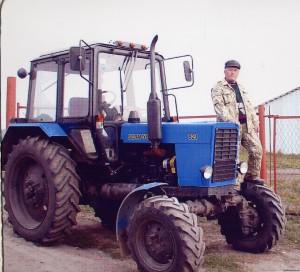 Профессия тракторист