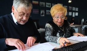 Вакансии для пенсионеров