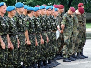 Какие бывают военные профессии