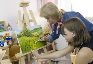 Профессия учитель рисования