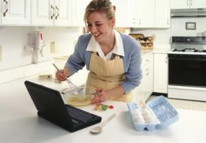 Работа на дому для домохозяек