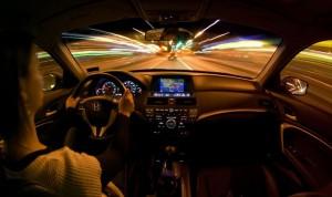 Ночной водитель