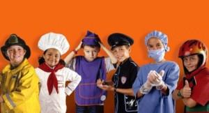 Стихи про профессии для детей
