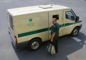 Работа инкассатором в Сбербанке