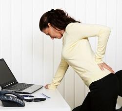 Большое количество заболеваний приобретаются на работе