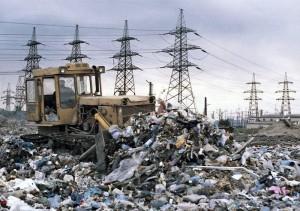 Мини-завод по переработке мусора - деньги из мусора