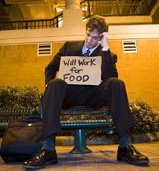 Безработица в России снова растет