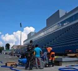 Сочинской Олимпиаде не хватает работников