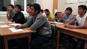 Мигранты РФ смогут пройти трудовую переподготовку