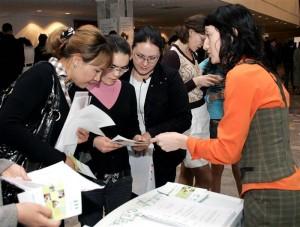 В Каменске-Уральском прошла ярмарка вакансий для женщин