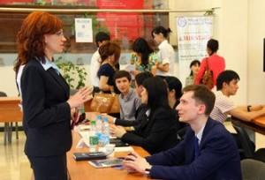 В Ташкентском СИРМ прошла традиционная ярмарка вакансий