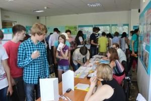 Ярмарка вакансий помогла 163 молодым уфимцам