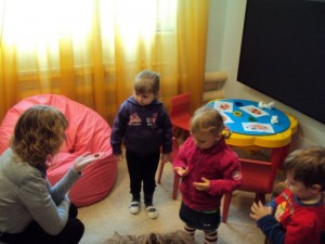Работа психолога в детском саду